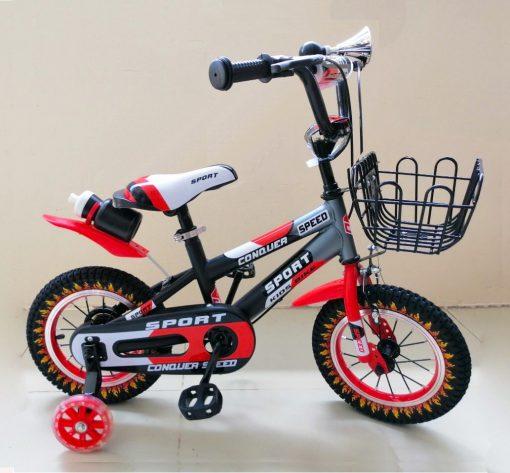 Xe đạp trẻ em Sport 12 inch đỏ