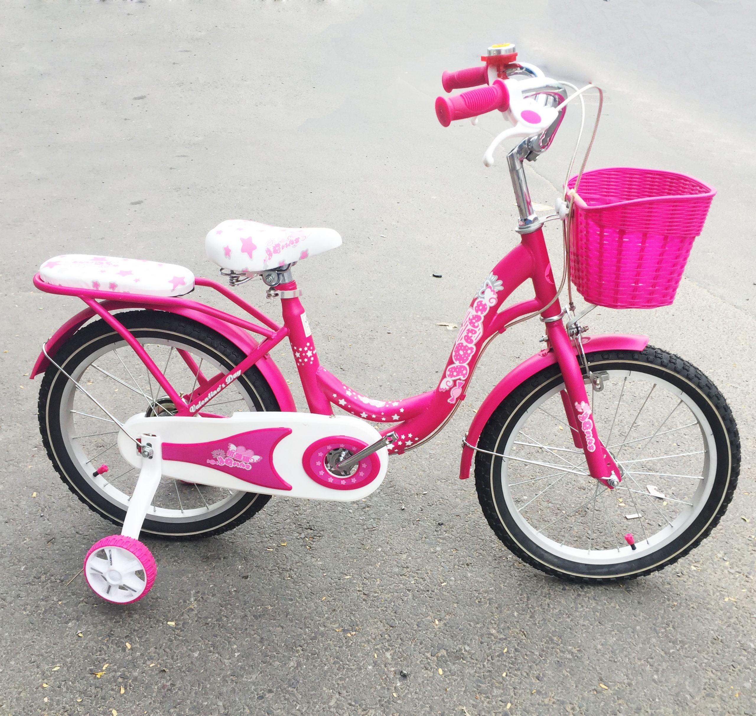 xe đạp trẻ em 16 inch JQM