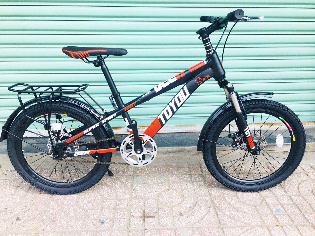 xe đạp trẻ em 18inch toyou ty-29