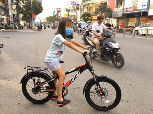 xe đạp trẻ em 18 inch toyou ty-29