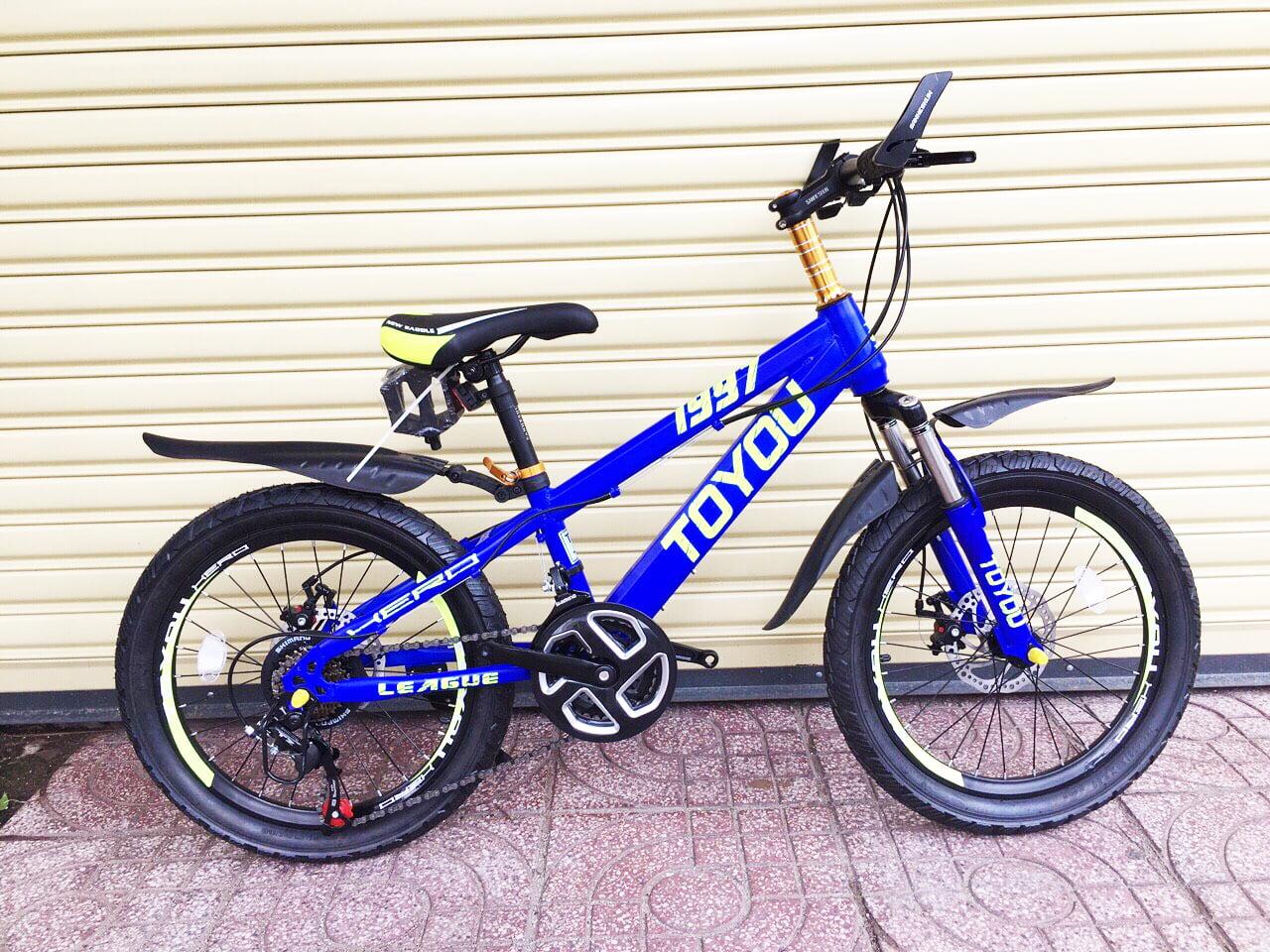 xe đạp trẻ em 18 inch toyou