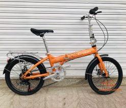 xe đạp gấp Crolan 20 inch