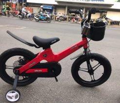 xe đạp trẻ em sườn nhôm
