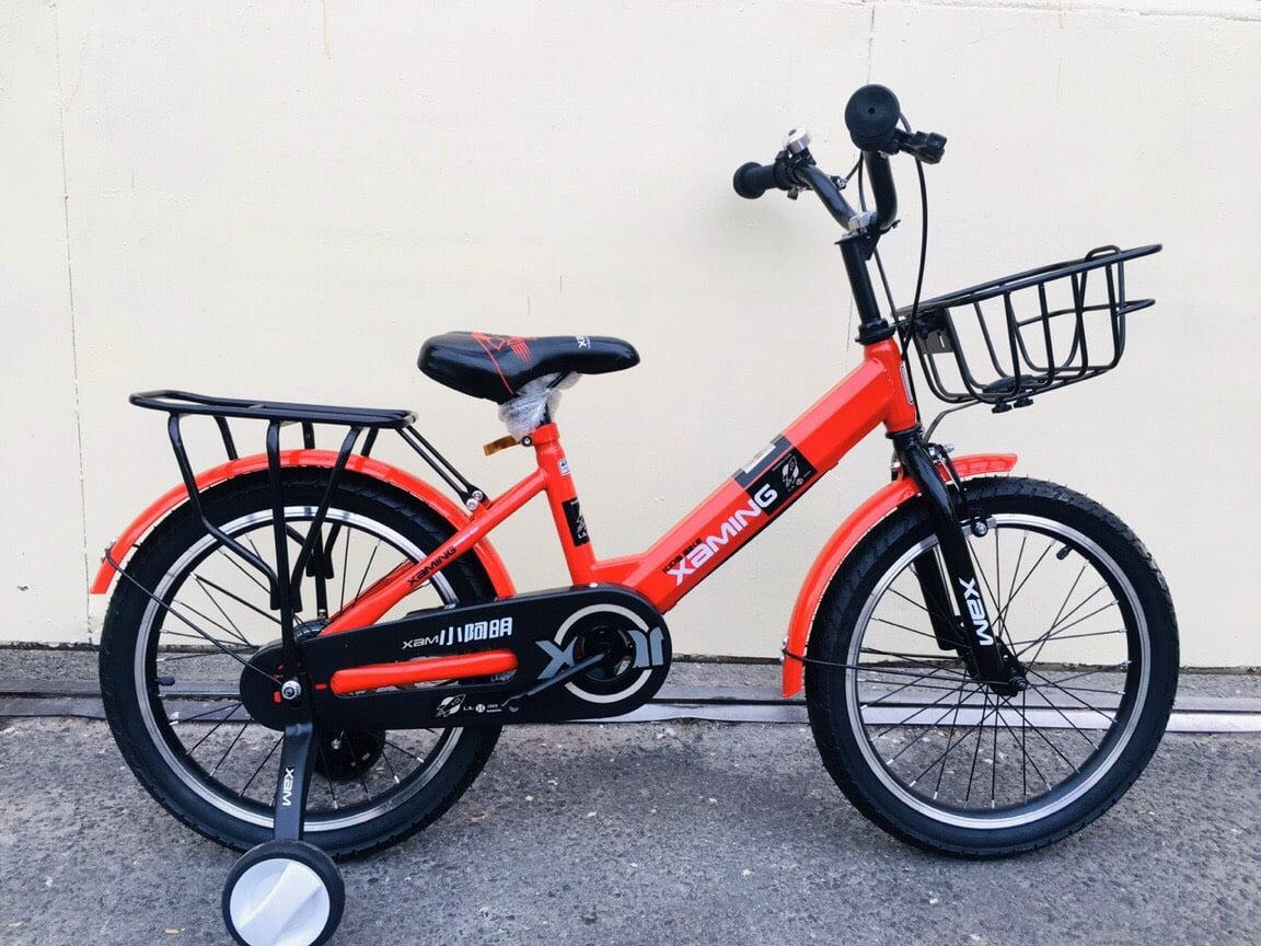 xe đạp trẻ em xaming 16 inch đỏ