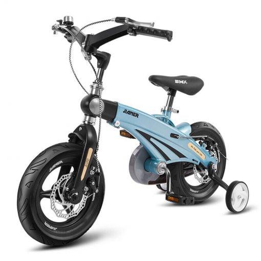 xe đạp trẻ em khung nhôm 12 inch
