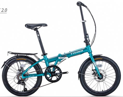 xe đạp gấp trinx life 2.0