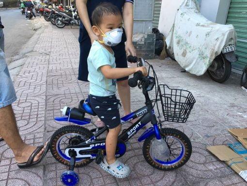 xe đạp trẻ em 2-5 tuổi