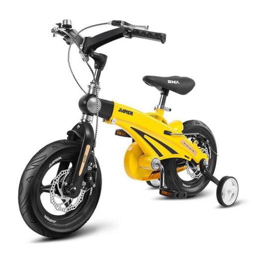 Xe đạp trẻ em Jianer 12 inch khung nhôm