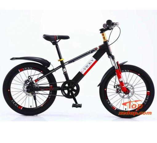 Xe đạp thể thao Vicky Vic120 đỏ